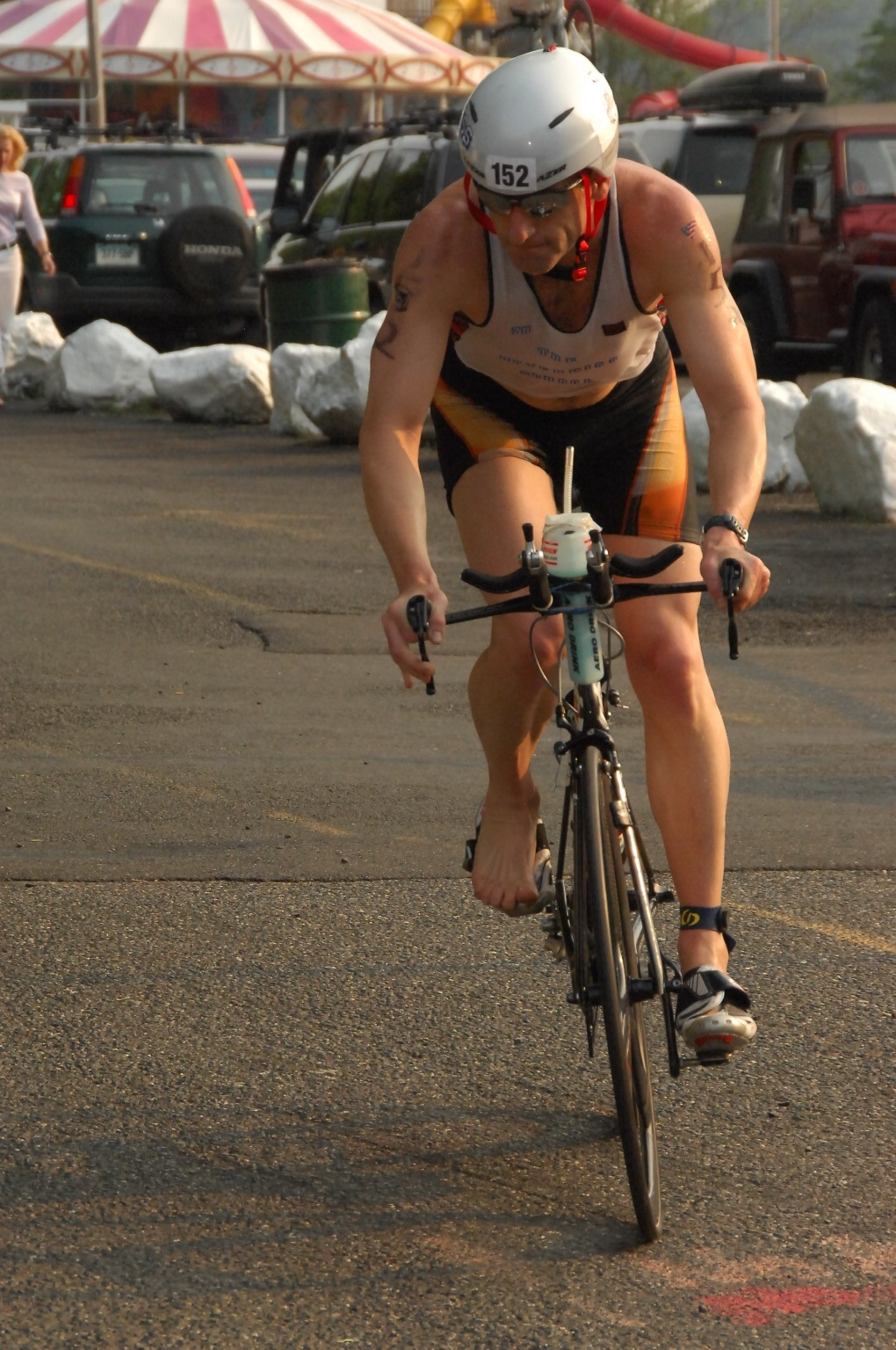 Triathlon Trial Lawyer Doug Landau understands the difficulties athletes face when trying to prove objective signs of injury