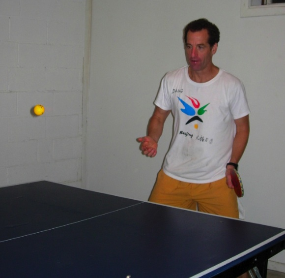 TriathlonTrialLawyer plays table tennis and other racket sports