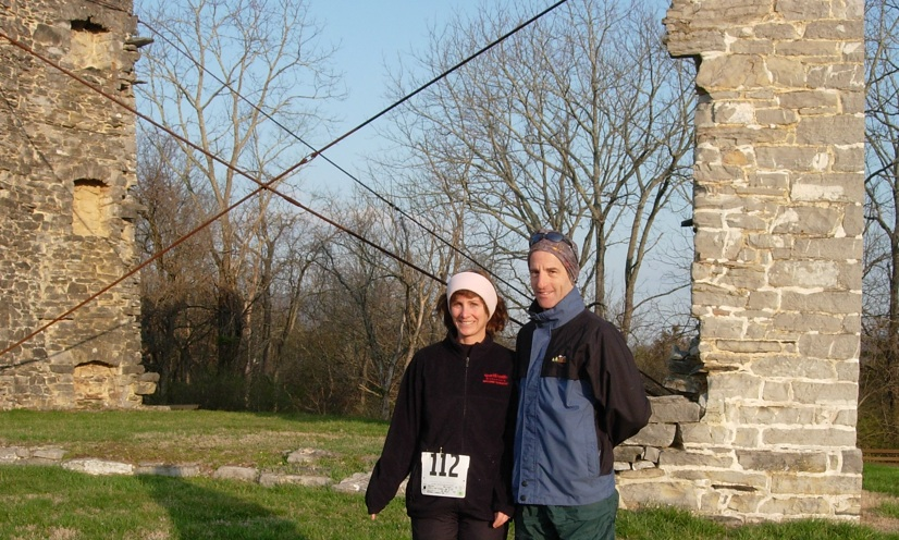 TriathlonTrialLawyer and his wife at